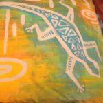 blátěná batika